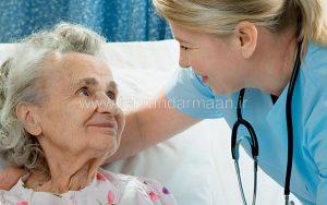اعزام مراقب بیمار به خانه