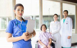 اعزام پرسنل پرستاری به منزل
