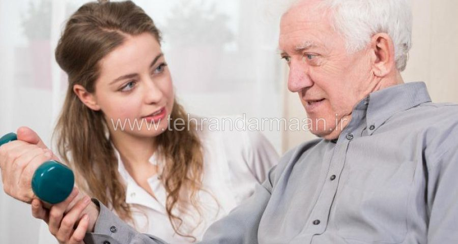 خدمات فیزیوتراپی در منزل و بیمارستان