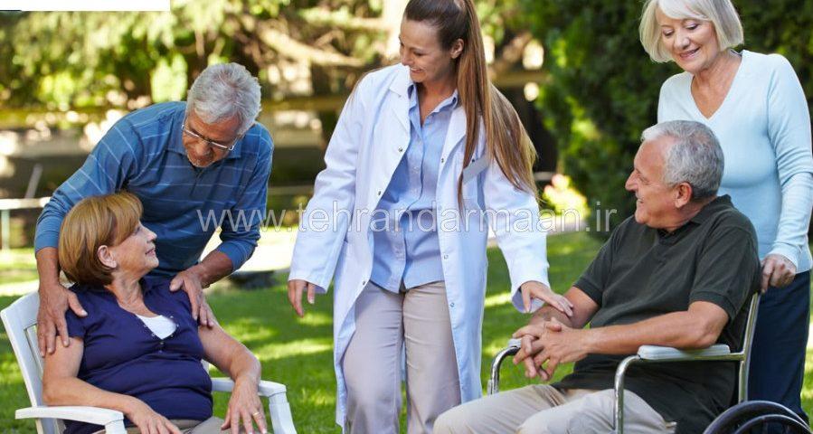 خدمات مراقبتی