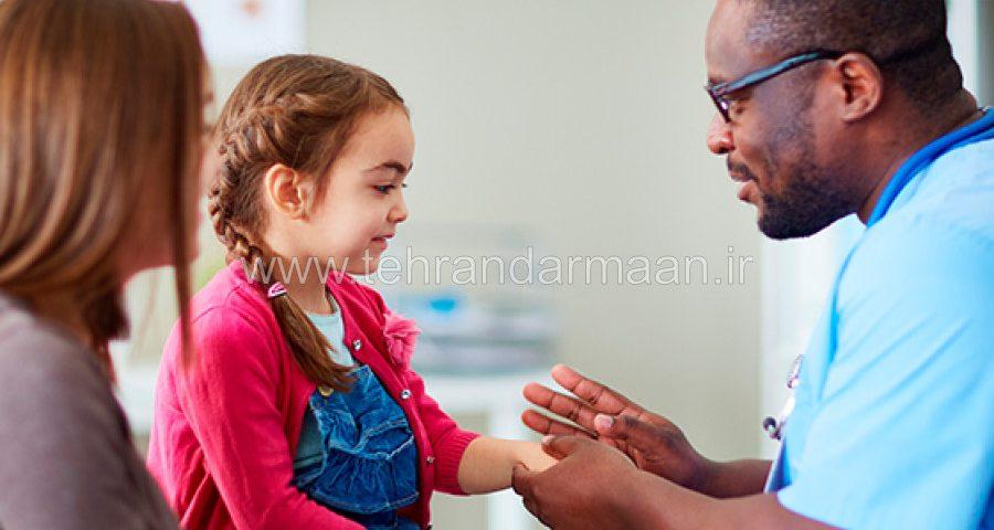 خدمات مراقبت از کودک