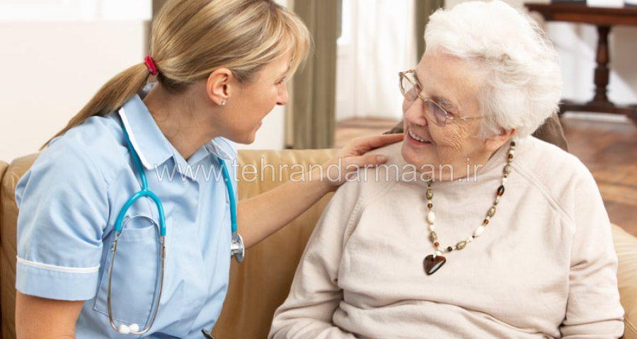 خدمات گفتار درمانی در منزل و بیمارستان