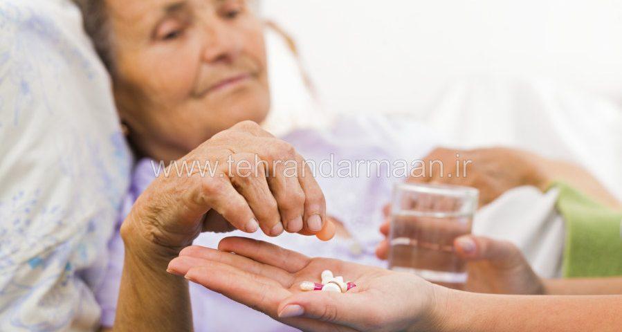 مراقبت بیمار در منزل