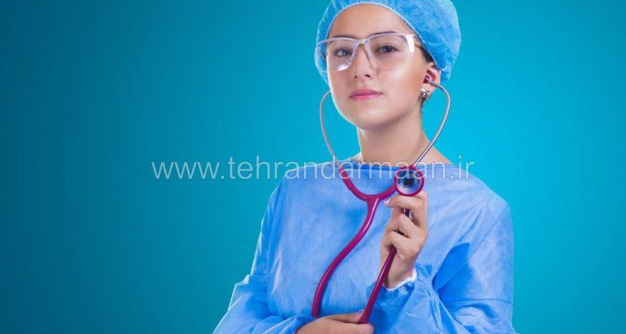 خدمات پرستاری در منزل تهران
