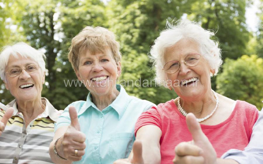 قیمت مراقبت و پرستاری از سالمند سالم روزانه