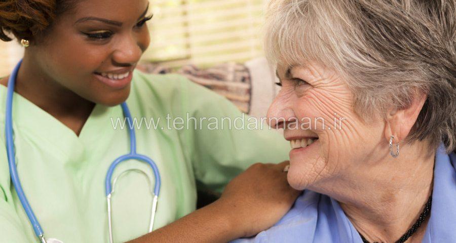 قیمت مراقبت و پرستاری از سالمند شبانه روزی