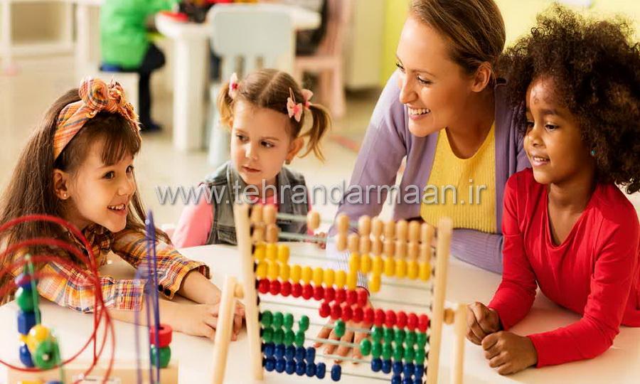 قیمت مراقبت و پرستاری از کودک روزانه