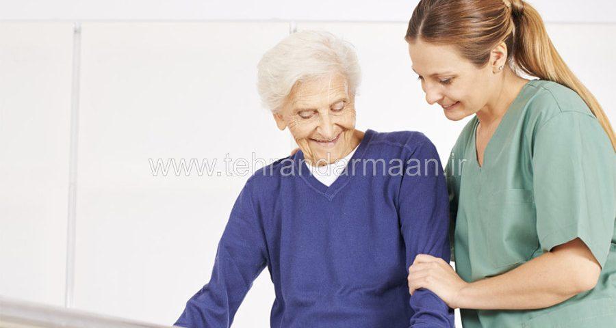 پرستار سالمند ارزان