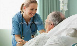 مراقبت از بیمار بعد از جراحی