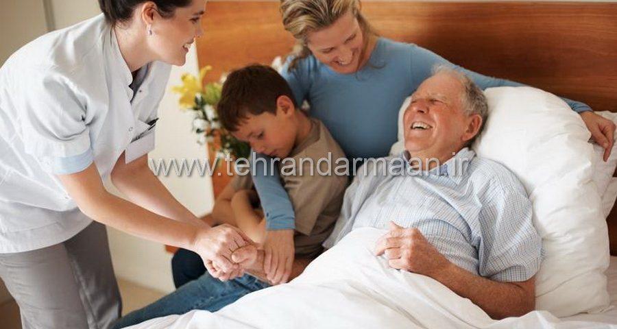 چگونه باید از بیمار در منزل مراقبت کنیم ؟