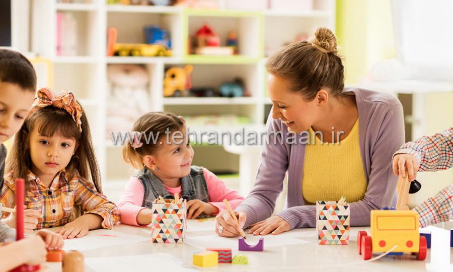 استخدام پرستار کودک