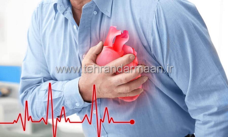 بیماران قلبی در منزل