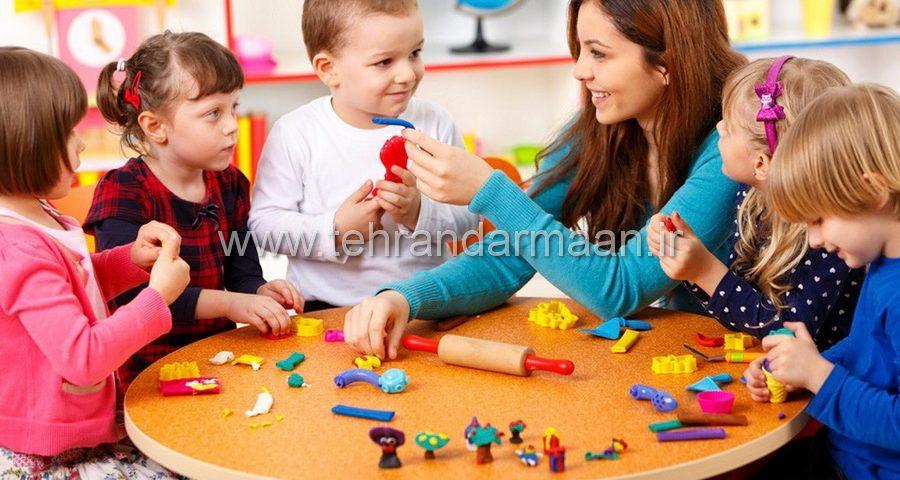 پرستار کودک تهران