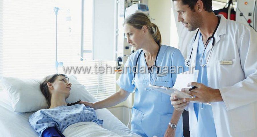 خدمات پزشکی ۲۴ ساعت