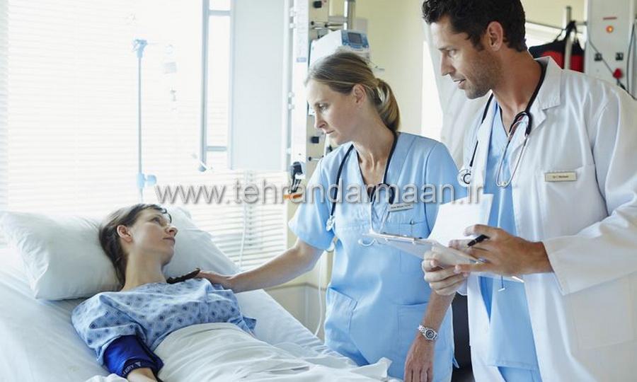 خدمات پزشکی 24 ساعت