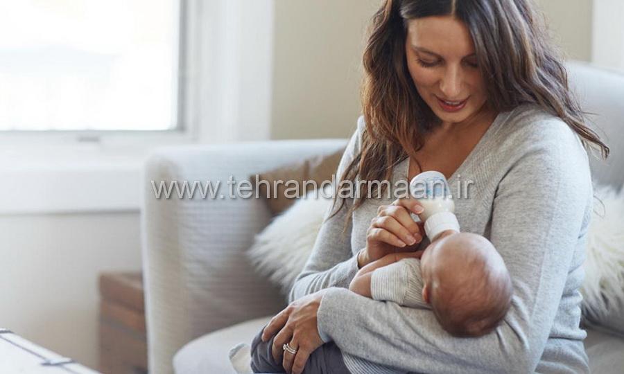 پرستار نوزاد در منزل