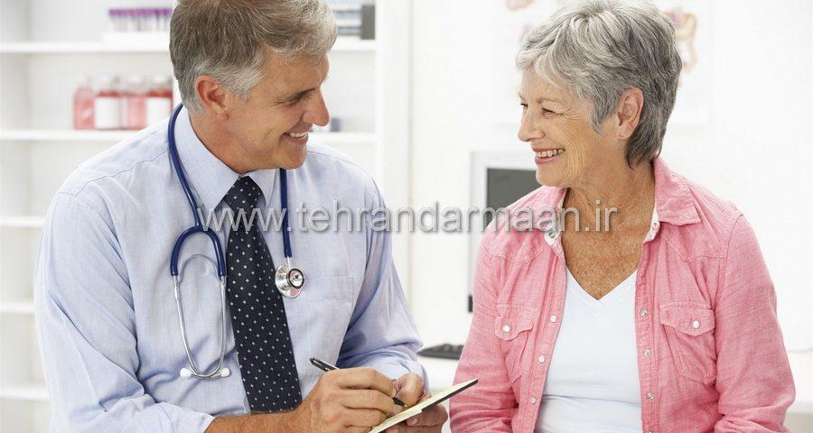 اعزام پزشک متخصص به منزل
