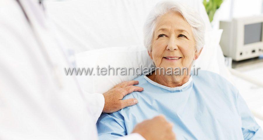 خدمات مراقبتی پزشکی در منزل