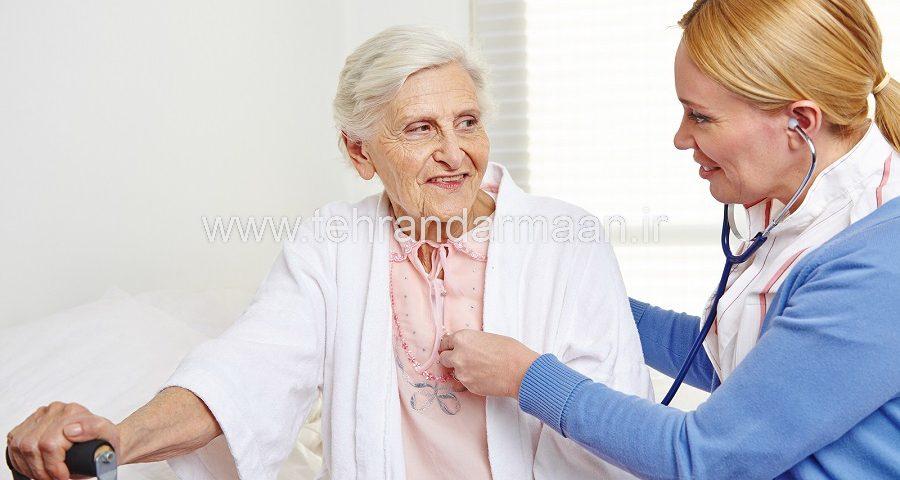 بهترين موسسه پرستاری از سالمند