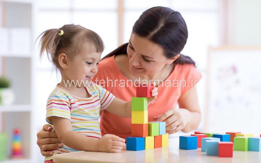 بهترين مرکز نگهداری از کودک در تهران
