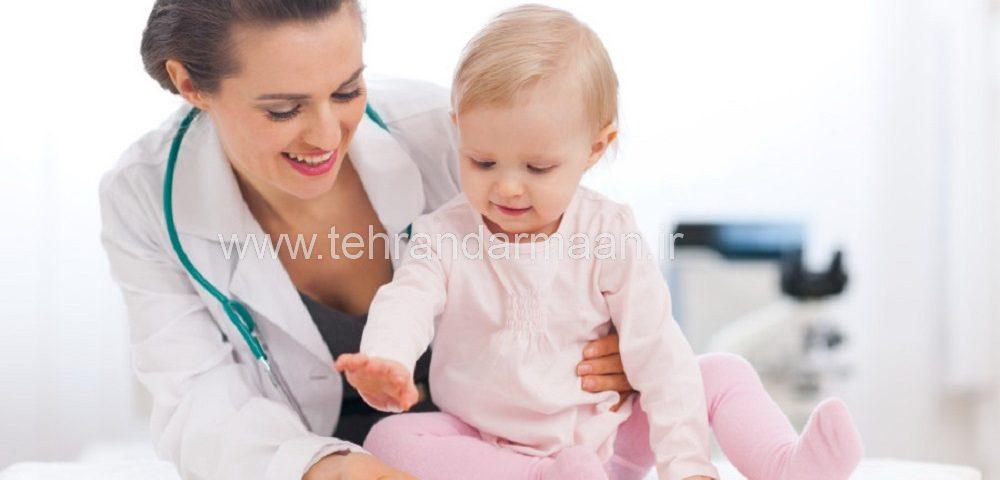 پرستار تخصصی کودک